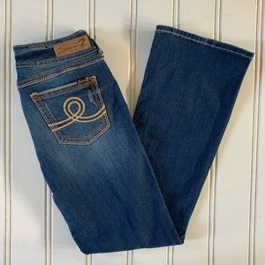 Seven 7 Boot Cut Jeans